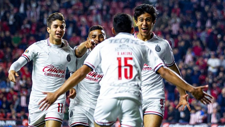 Chivas: Filtran playera de visitante para temporada 2020-2021
