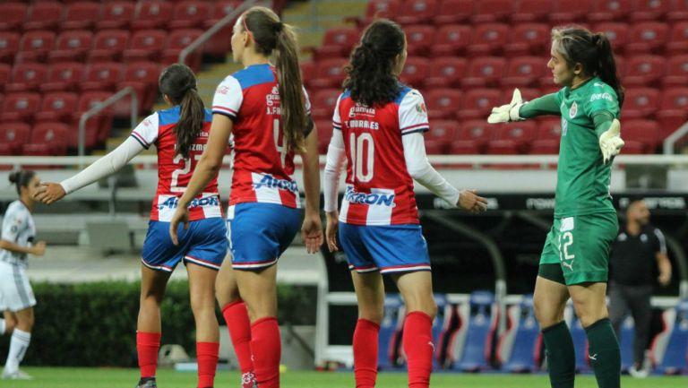 Chivas Femenil: 3 positivos por Covid-19 en primera ronda; todos negativos en la segunda