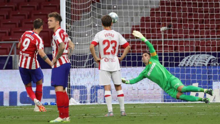 LaLiga: Atlético de Madrid, sin Héctor Herrera, se afianza en el tercer lugar tras golear al Mallorca