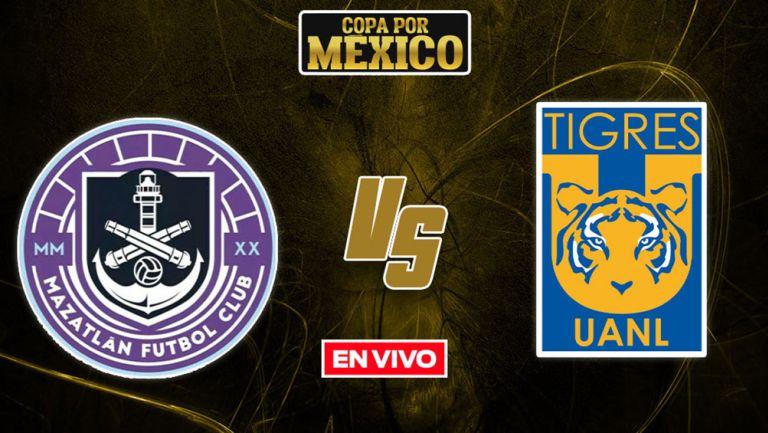 Mazatlán y Tigres inauguran la Copa por México