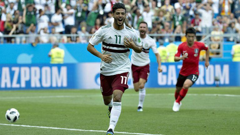 Alejandro Vela: 'Para mí, Carlos es un Top 3 o Top 5 en la historia del futbol mexicano'