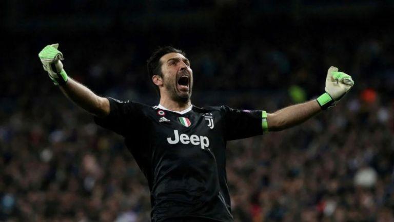 Juventus: Buffon superó a Maldini y se convirtió en el jugador con más juegos en la Serie A