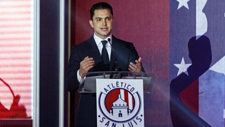 Atlético San Luis: Marrero relató su sufrimiento al enfermar de coronavirus