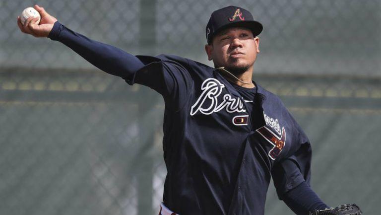 MLB: Félix Hernández decidió no jugar esta temporada con los Braves por temor a Covid-19