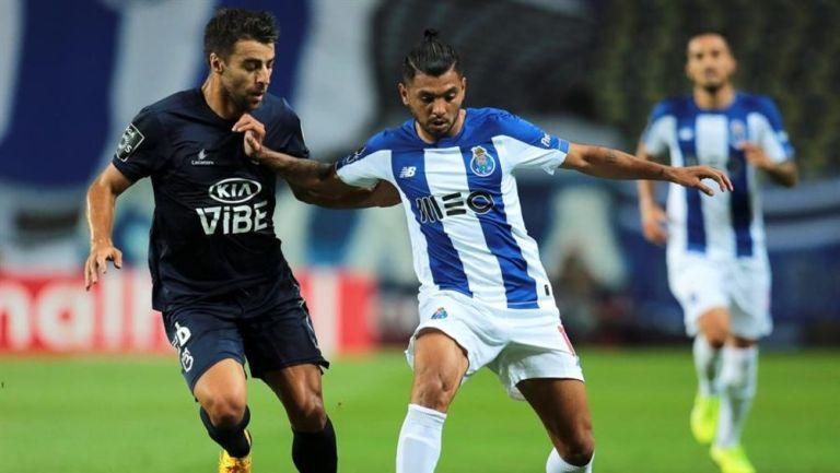 Jesús Corona: Porto goleó y se mantiene en la cima de la Primeira Liga