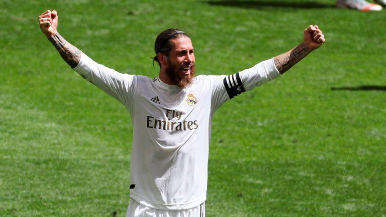 Sergio Ramos: 'La Liga no la vamos a ganar gracias a los árbitros'