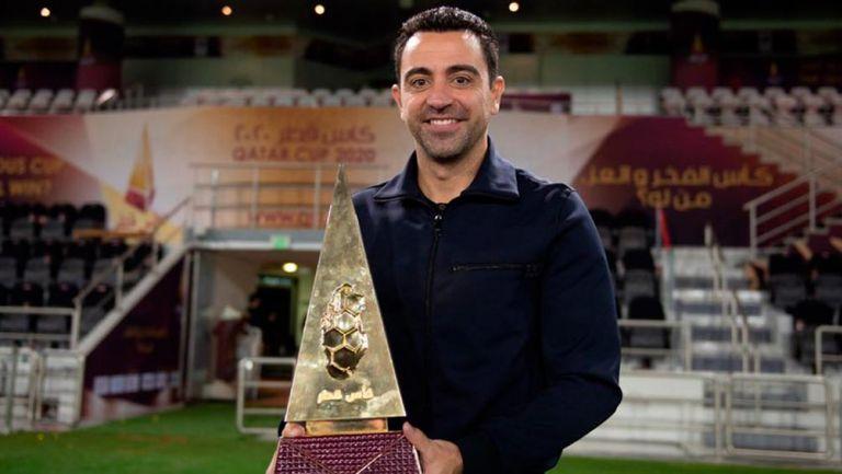 Barcelona: Xavi renovó su contrato con Al-Sadd