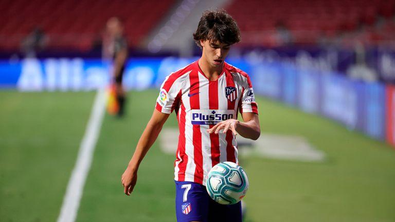 Atlético de Madrid: Joao Félix sufrió un edema óseo en el tobillo