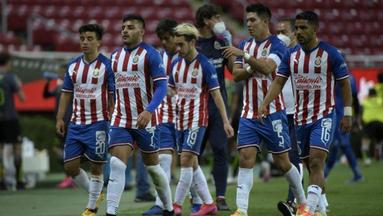 Chivas en la Copa Por México