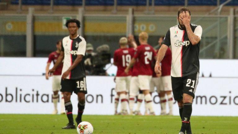 Serie A: Milan remontó, goleó a la Juventus y llegó a puestos europeos