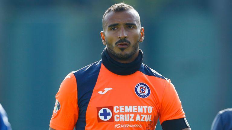 Guillermo Allison previo a un duelo con Cruz Azul