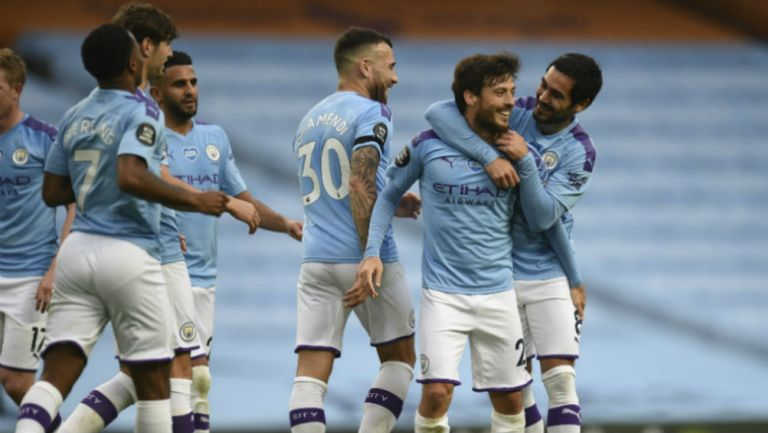 Premier League: Manchester City goleó al Newcastle
