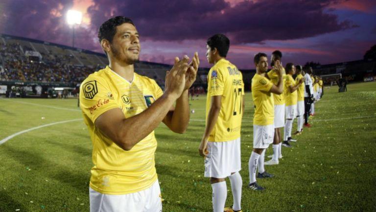 Alejandro Vela anuncia su retiro definitivo del futbol