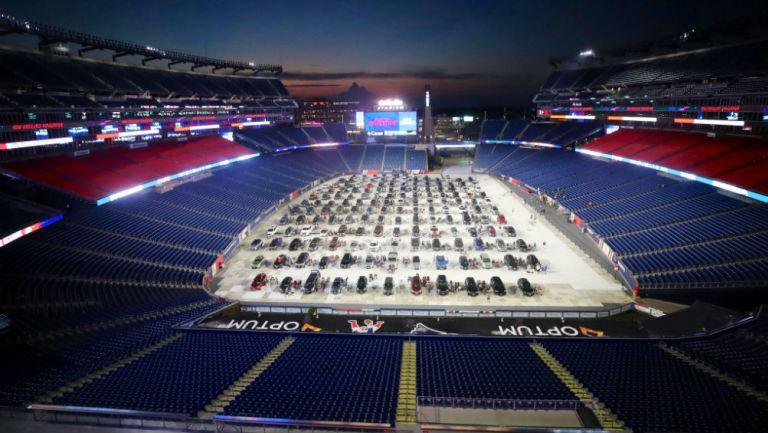 MLS: Gillette Stadium se convirtió en escenario para ver el partido del NE Revolution