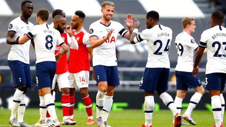 Premier League: Tottenham triunfó ante Arsenal en el Derbi del Norte de Londres