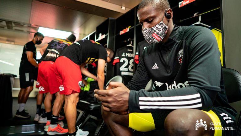 MLS: D.C. United vs Toronto FC, suspendido tras positivo de jugador por Covid-19