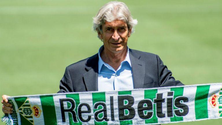 Pellegrini advierte cambios en la plantilla del Betis: