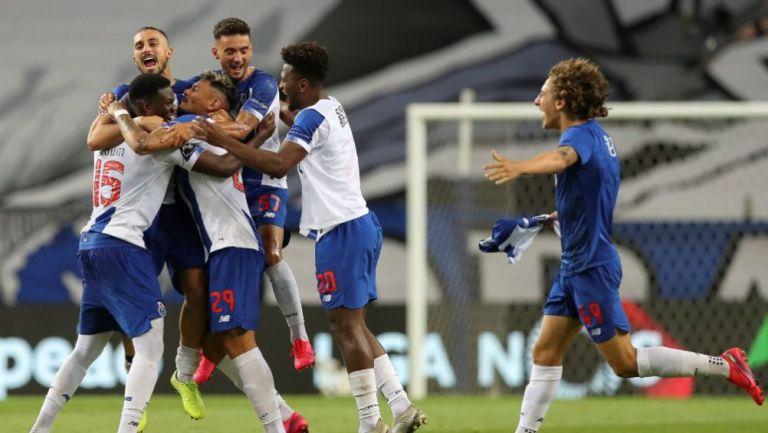 Porto: Los Dragones fueron Campeones de Portugal