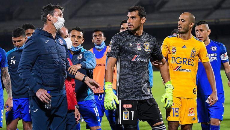Discusión de Siboldi con Pizarro y Nahuel