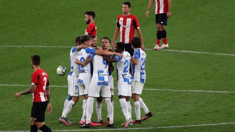 Leganés: Aguirre y su equipo vencieron al Bilbao y llegarán vivos a la última jornada de la Liga