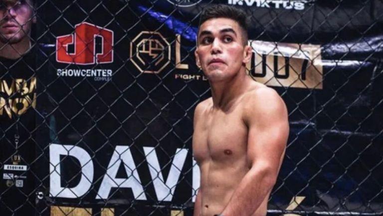 MMA: David Mendoza le dedicaría a su padre pelea ante el monarca Marco Beltrán
