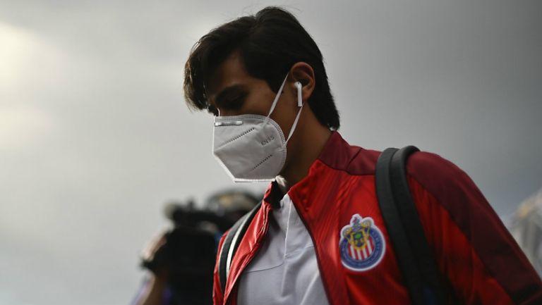 Chivas: Hiram Mier aseguró que J.J. Macías sí jugará la Final de Copa por México