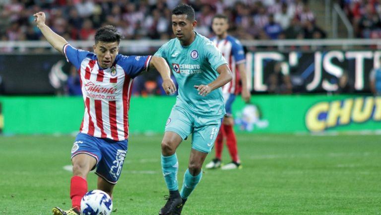 Chivas vs Cruz Azul, Final de la Copa por México