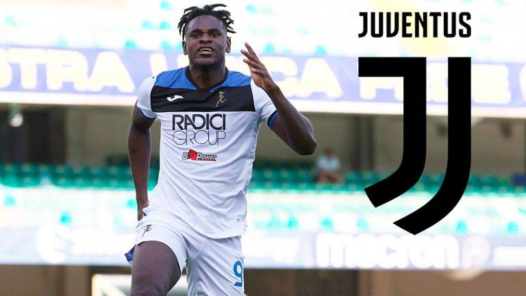 Juventus: Haría oferta por Duván Zapata, goleador del Atalanta