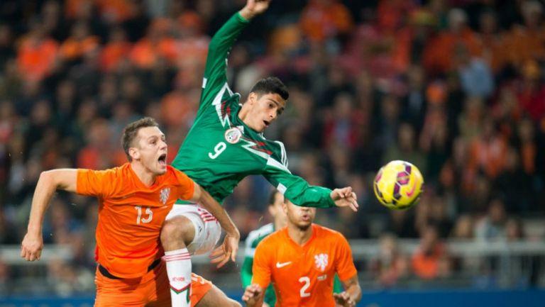 El Tri anunció juego vs Holanda en Ámsterdam — Selección Mexicana