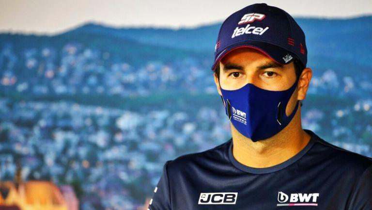 Sergio Pérez podría dejar Racing Point