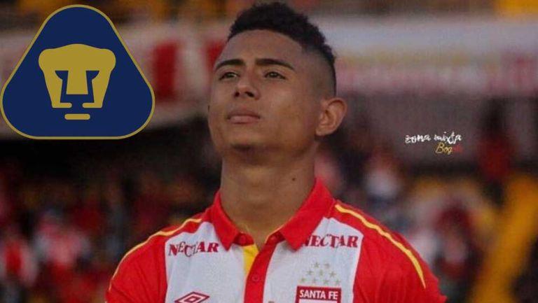 Edwin Herrera, previo a un juego del Independiente