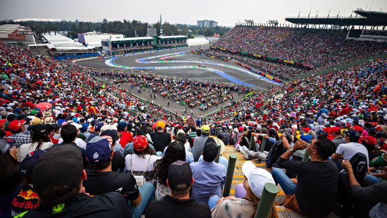 El GP de México fue cancelado por la pandemia