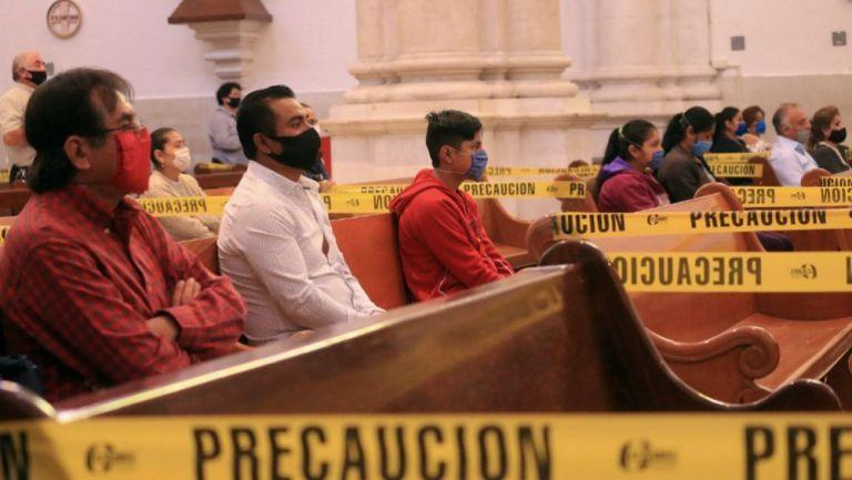 México sigue a la alza en casos de coronavirus