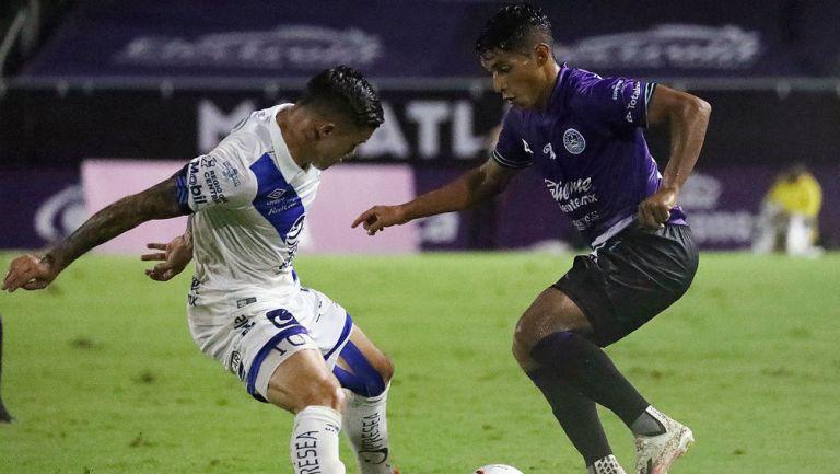 Mazatlán FC vs Puebla en Guard1anes 2020