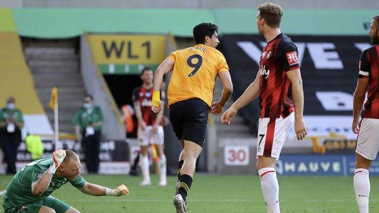 Premier League: Prensa inglesa se deshizo en elogios a Raúl Jiménez
