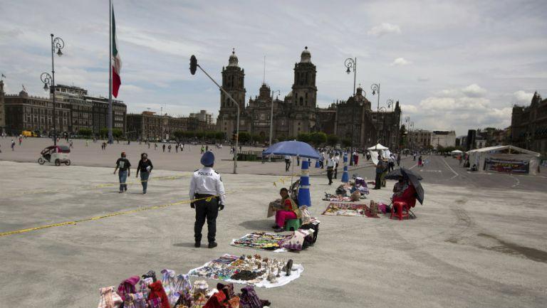 México alcanzó 408 mil 449 infectados de Coronavirus; muertes ascienden a 45 mil 361