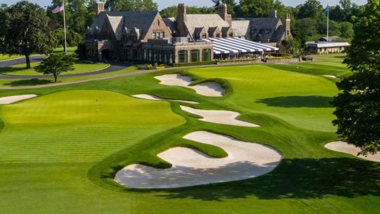 Campo del Abierto de golf de Estados Unidos