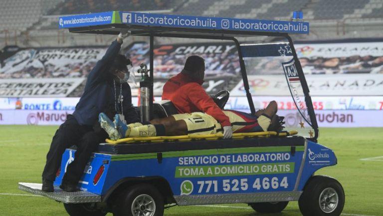 América: Revelaron parte médico de Ibargüen y Aguilera