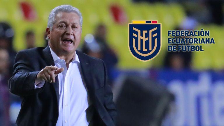 Víctor Manuel Vucetich asegura ser candidato para dirigir a la Selección