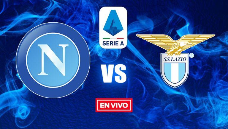 EN VIVO Y EN DIRECTO: Napoli vs Lazio Jornada 38