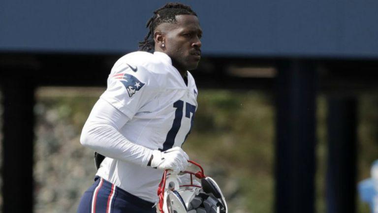 NFL: Antonio Brown, suspendido ocho juegos por violación de conducta