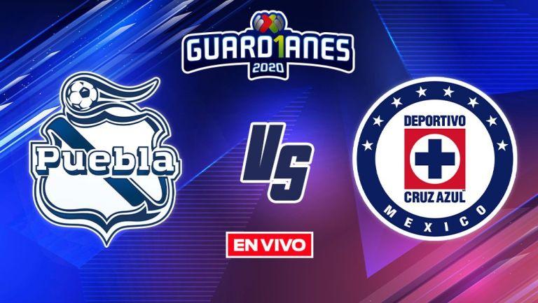 EN VIVO Y EN DIRECTO: Puebla vs Cruz Azul