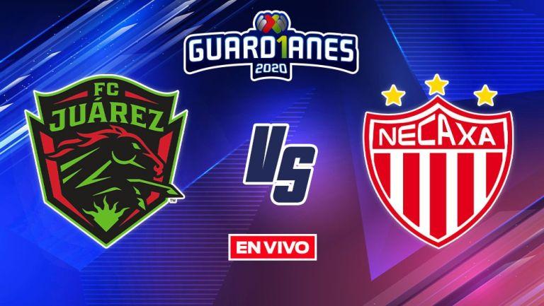 EN VIVO Y EN DIRECTO: FC Juárez vs Necaxa
