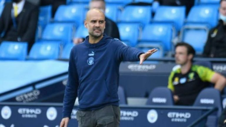 Pep Guardiola: 'Si hay un equipo que le puede dar la vuelta a la eliminatoria ese es el Real Madrid'
