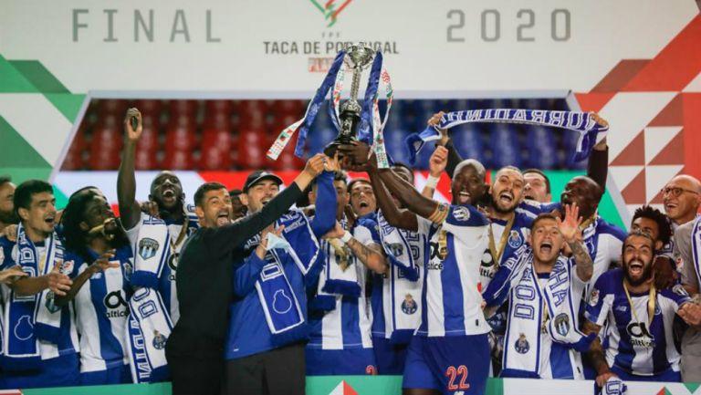 Porto campeón de la Copa de Portugal