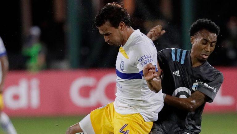 Oswaldo Alanís: San José de Matías Almeyda, eliminado del torneo 'MLS is Back'