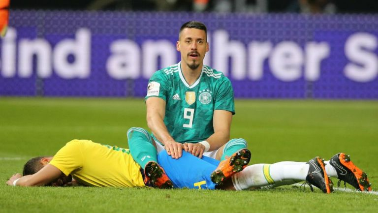 Selección alemana: Sandro Wagner se retira del futbol profesional