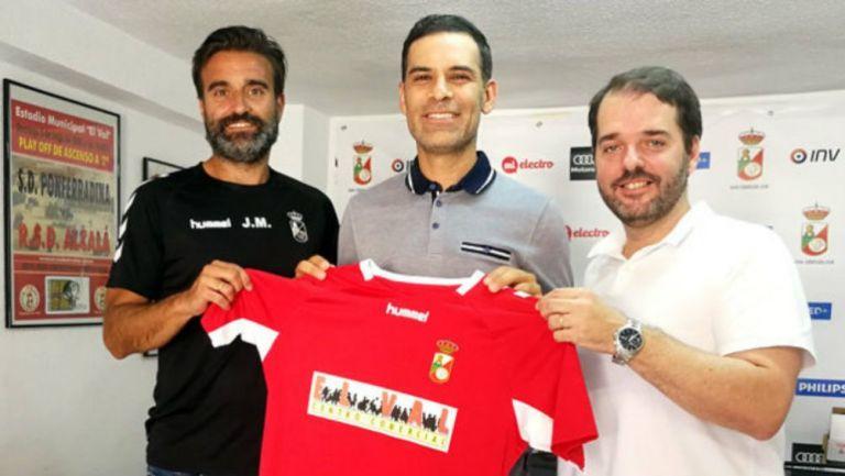 Rafa Márquez se estrena como director técnico en Tercera División de España