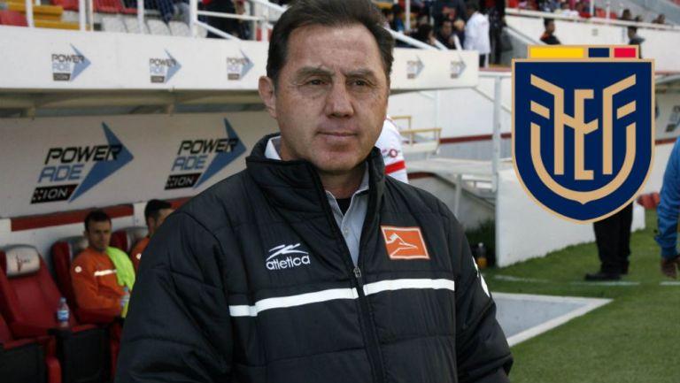 Alex Aguinaga sería el nuevo técnico de la selección de Ecuador