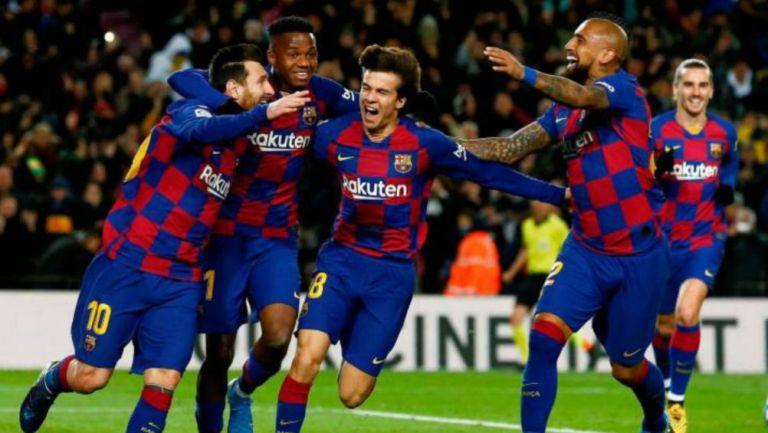 ¡Hay felicidad! La gran carta que recupera Barcelona para Champions